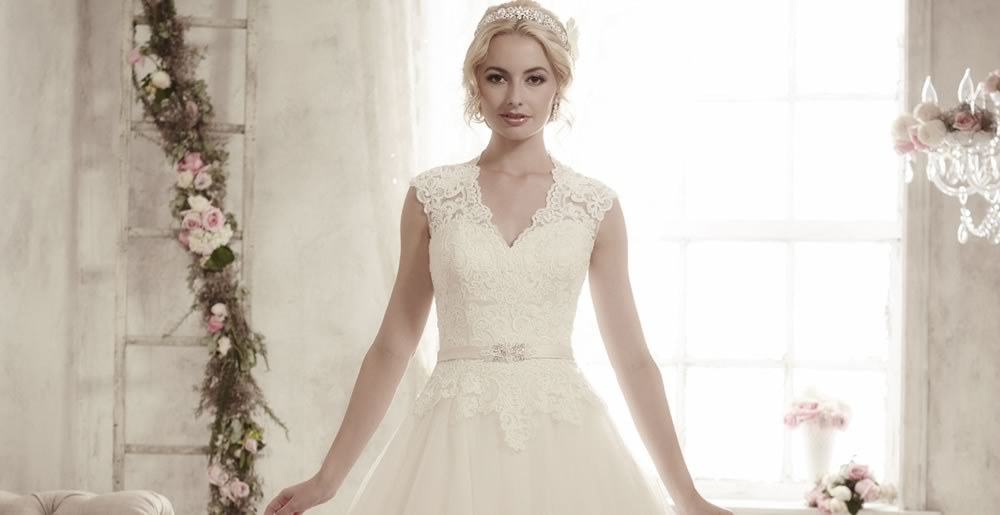 Welcome to Lisa Marie's Boutique<br />We stock the latest wedding dresses in a variety of modern designs